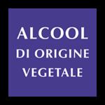 Alcool di origine Vegetale