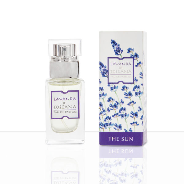 The Sun mini profumo 10ml - Lavanda Officinale Lavanda di Toscana