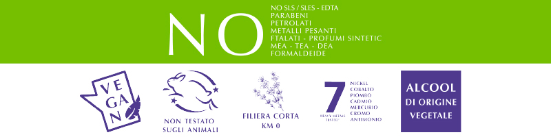 TheSun mini profumo certificazioni Lavanda di Toscana