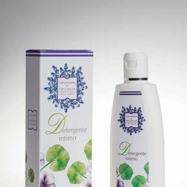Detergente Intimo Lavanda Officinale E Malva
